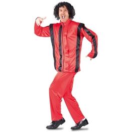 Disfraz de Zombi pop para Hombre