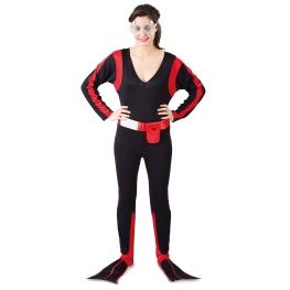 Disfraz de Submarinista para Mujer