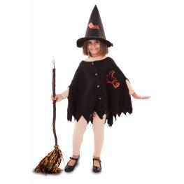 Disfraz de Bruja 3 a 4 años para niña
