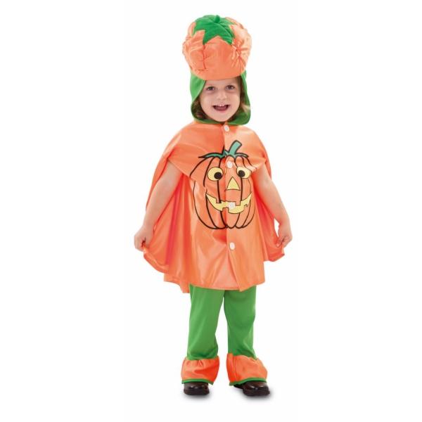 Disfraz de Calabaza 3 a 4 años para infantil