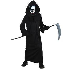 Disfraz de Toga esqueleto para Niño