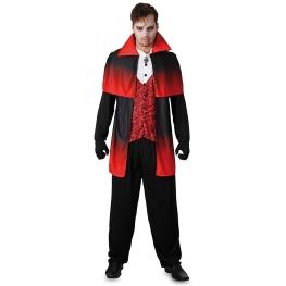 Disfraz de Vampiro Talla ML para hombre