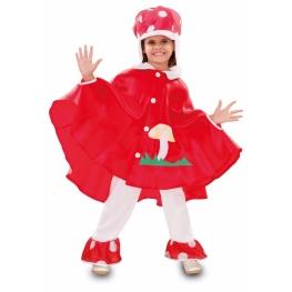 Disfraz de Champiñón para 3 a 4 años