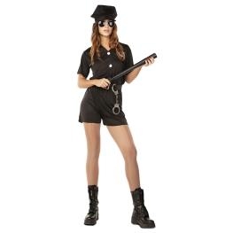 Disfraz de Policía para Mujer