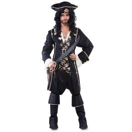 Disfraz de Rey pirata Talla ML para hombre