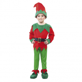 Disfraz de Elfo 3 a 4 años para niño
