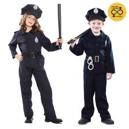 Disfraz de Policía para infantil