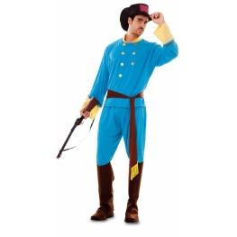Disfraz de Confederado para Hombre