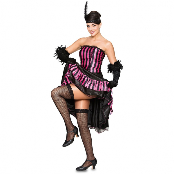 Disfraz de Chica salón para Mujer