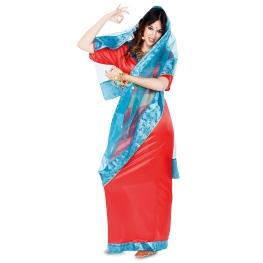 Disfraz de Bollywood  para Mujer Talla única.