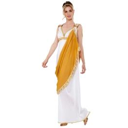 Disfraz de Dama romana para Mujer Talla única