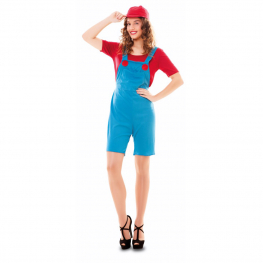 Disfraz de Fontanera para Mujer
