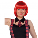 Disfraz de Colegiala roja para Mujer