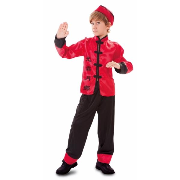 Disfraz de Chino 5 a 6 años para niño