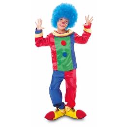 Disfraz de Disfraz de Payasito para niño