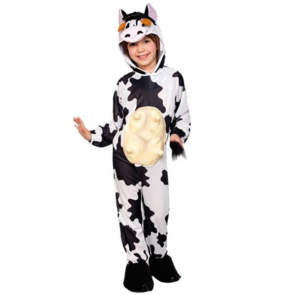 Disfraz de Vaquita 5 a 6 años para niña