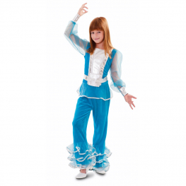 Disfraz de Disco para Niña