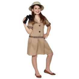 Disfraz de Safari para Niña