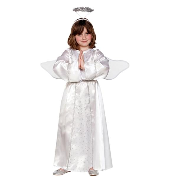 Disfraz de Ángel 5 a 6 años para niña