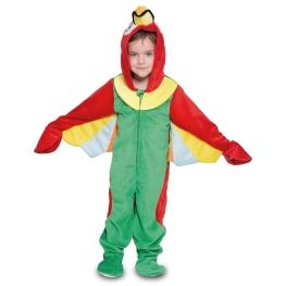 Disfraz de Loro 3 a 4 años para infantil