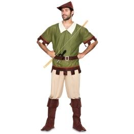 Disfraz de Hombre del bosque para Hombre