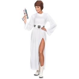 Disfraz de Princesa galáctica para Mujer