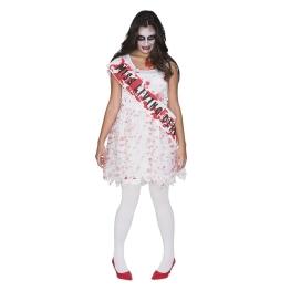 Disfraz de Miss instituto zombi para Mujer