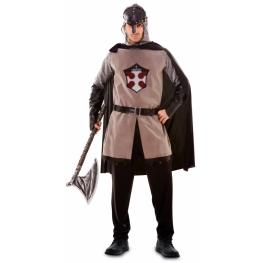 Disfraz de Guerrero medieval Talla ML para hombre
