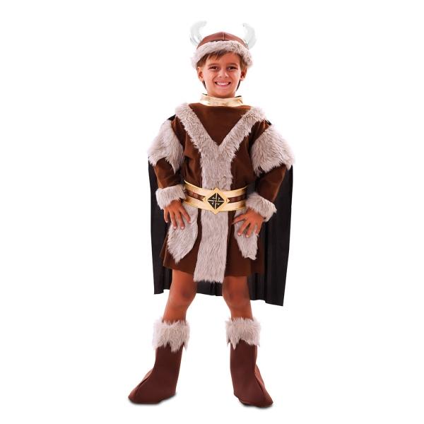 Disfraz de Vikingo para Niño 5 a 6 años