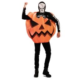 Disfraz de Calabaza esqueleto para Hombre