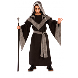 Disfraz de Hechicero Oscuro para niño