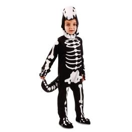 Disfraz de Dinosaurio esqueleto para bebé e infantil