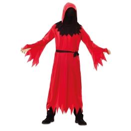 Disfraz de Muerte roja para niño