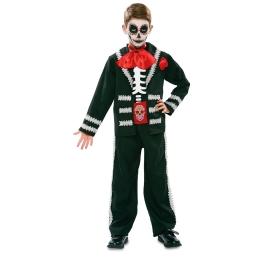 Disfraz de Catrín negro para niño