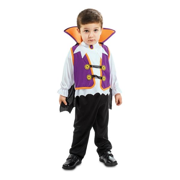Disfraz de Vampiro Pequeño para Niño 3 a 4 años