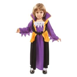 Disfraz de Vampira Pequeña para bebé y niña