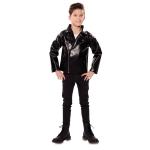 Disfraz de Chaqueta polipiel para Niño 5 a 6 años