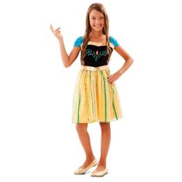 Disfraz de Princesa primavera para niña