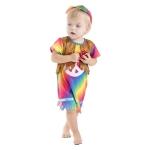 Disfraz de Hippie 1 a 2 años para bebé