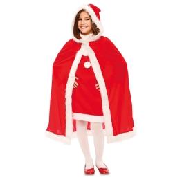 Capa Navidad Infantil