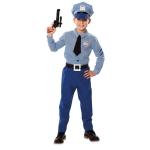 Disfraz de Policía 5 a 6 años para infantil