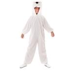 Disfraz de Oso polar 3 a 4 años para infantil