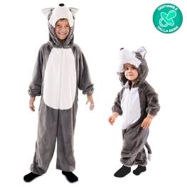 Disfraz de Husky Infantil
