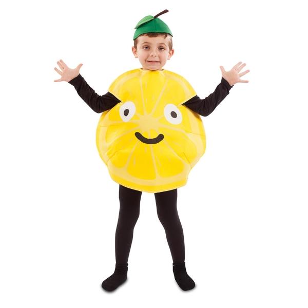 Disfraz de Limón 3 a 4 años para infantil
