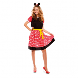 Disfraz de Ratita para Mujer