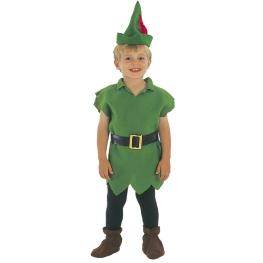 Disfraz de Robin Hood para bebé y niño