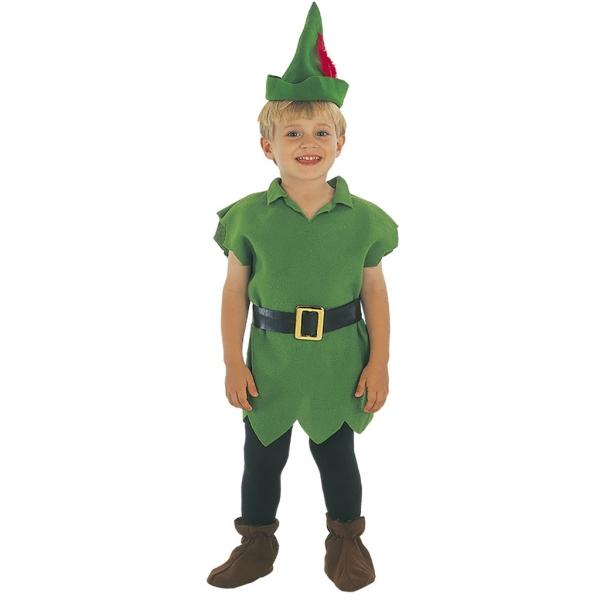 Disfraz de Robin Hood para Bebé 3 a 4 años