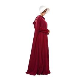 Disfraz de Capa de Criada para Mujer