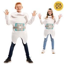 Disfraz de Diente Con Brackets para infantil