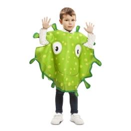 Disfraz de Bacteria Verde para infantil